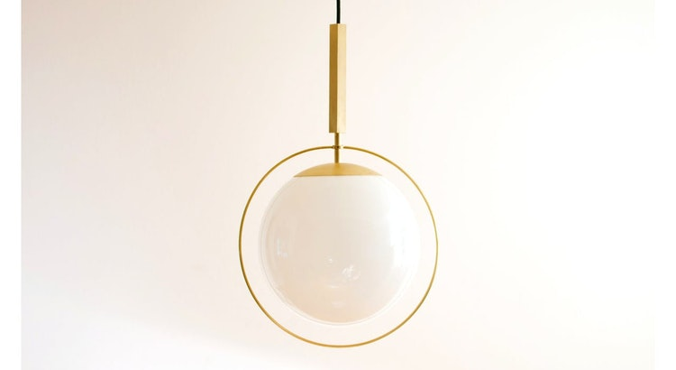 Take A Look At The Monk Pendant Lamp!