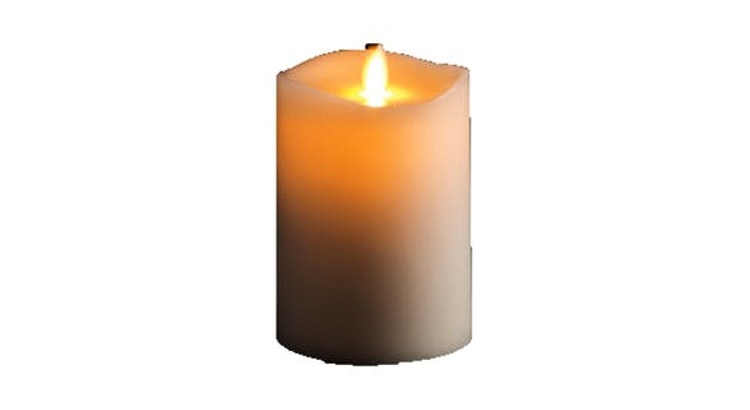 You Need are Bluetooth Light Pillar Candles For the Holiday's!!