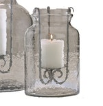 Hanging Candle Jar - Small