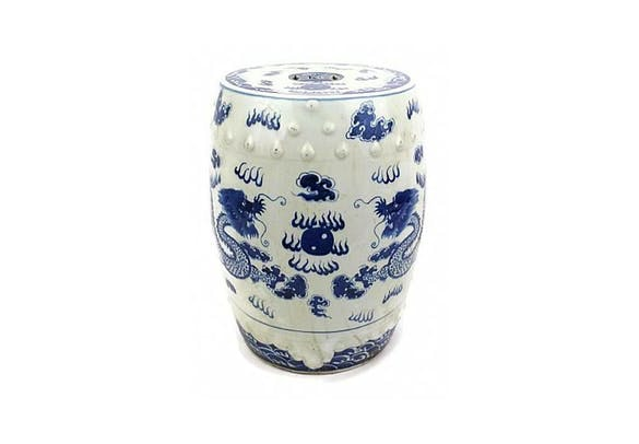 Beautiful Blue and White Porcelain Pottery Is in the Shop!