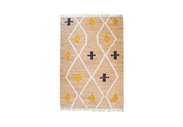 This Week On The Style File, The Odetta Rug!