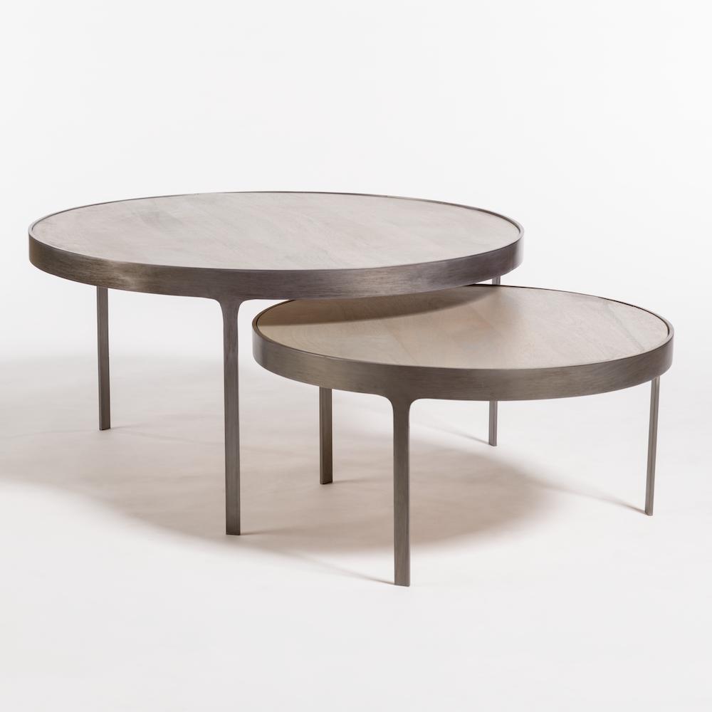 - The Dover Nesting Coffee Tables Designer Warehaus Boutique