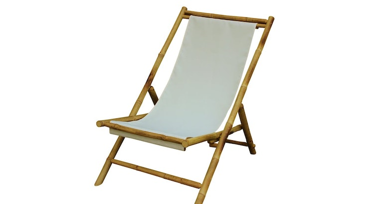 Our Bamboo Sling Chair Is A Must Have!