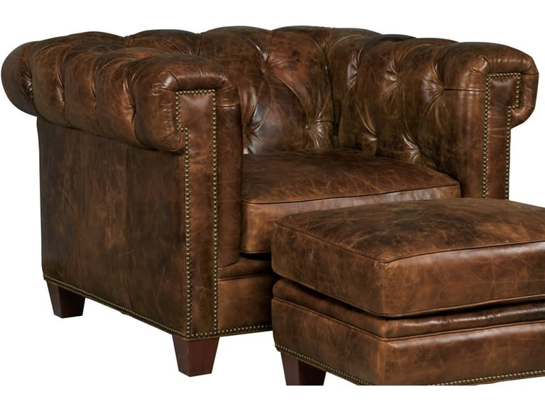 The Chesterfield Stationary Chair