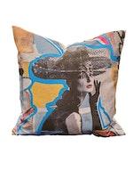 The Audrey Hepburn Pillow