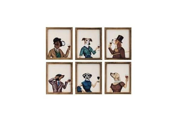 Cheers! Take a Peek at Our quirky and Fun Wall Decor