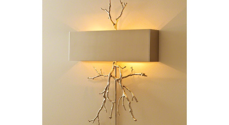 The Twig Wall Sconce Is A Sculptural Masterpiece!
