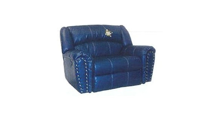 Get Cozy In Our Recliner And 1/2