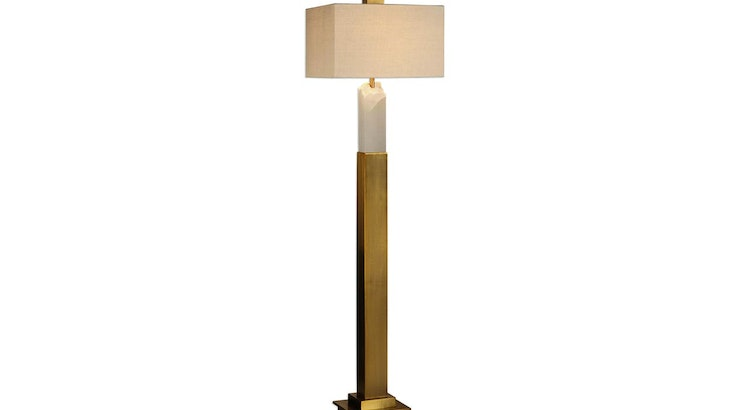Light Up Your Space With The Ebena Floor Lamp!