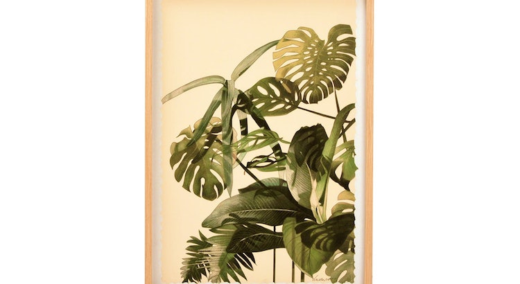 Turn Your Home Into Tropical Heaven With Our Palm Print Artwork