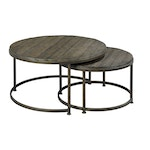 Nesting Cocktail Tables