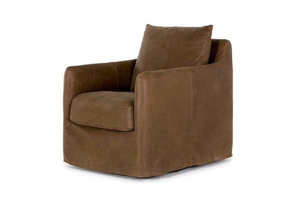 Who Doesn't Love a Swivel Chair!