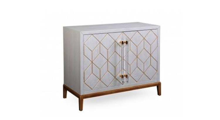 The Perrine Bar Cabinet Is Not To Be Missed!