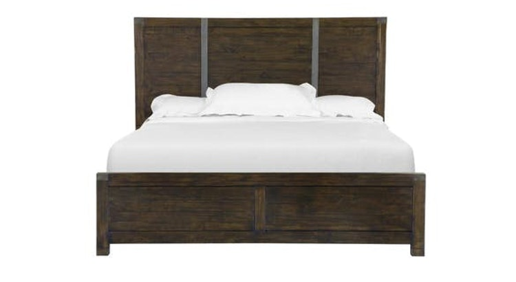Our Rustic Pine Barn Bed Is Fabulous! Take A Look!