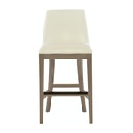 Bailey Leather Counter Stool