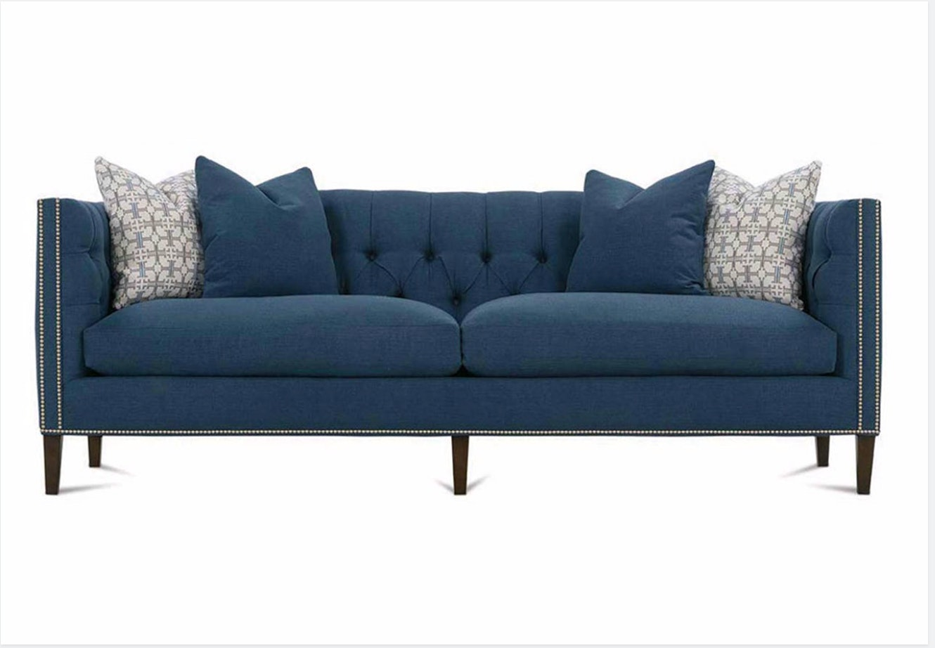 The Beck Sofa Is Stunning!