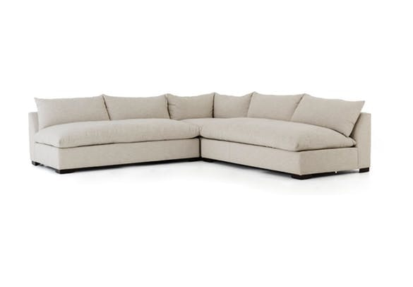 Introducing The Grant 3 Piece Sectional