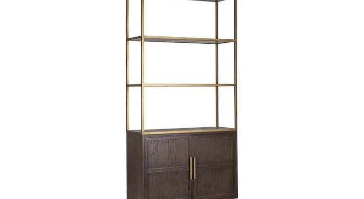 Get Your Hands On The Madrid Bookcase!