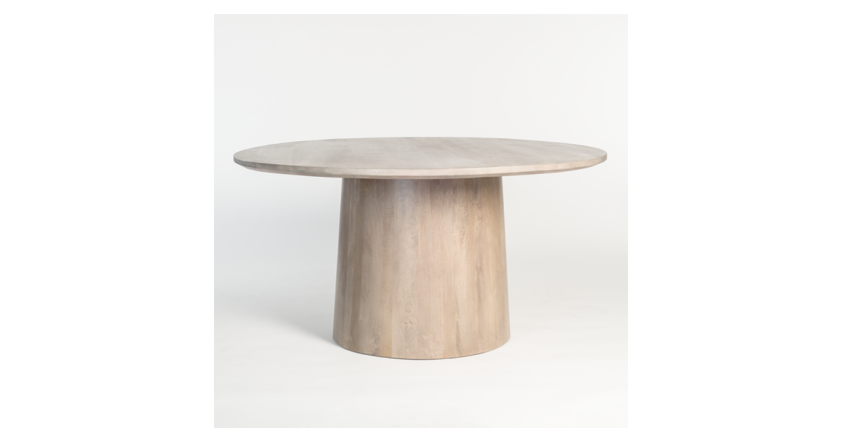 Merrick 60 Round Dining Table Ivy Gift And Home Boutique Furniture In Kirkland Wa