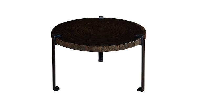 Spotlight's On The Endgrain Cluster Coffee Table!