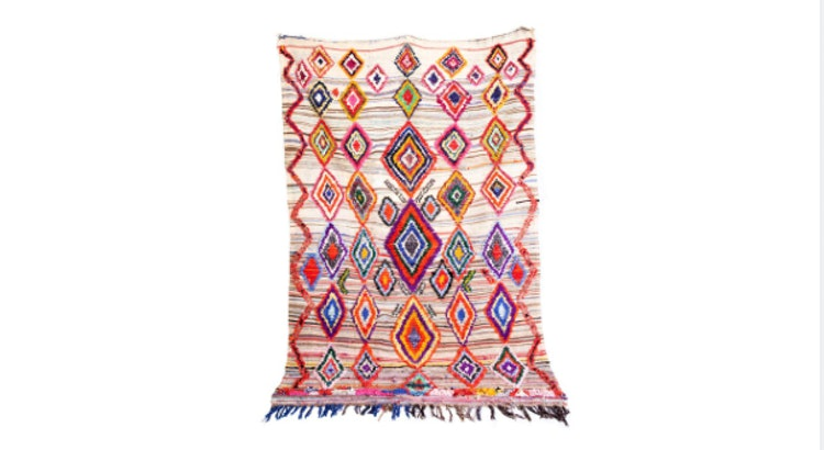 Get Colorful With Your Area Rugs!