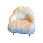 Organic Wool Dining Chair