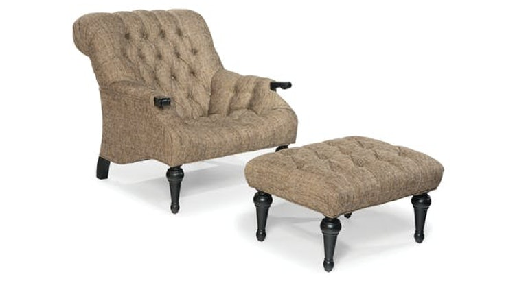 Introducing the Sinclair Lounge Chair