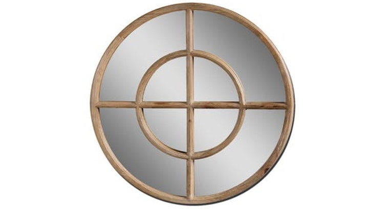 Our Segmented Circle Mirror is a MUST Have!