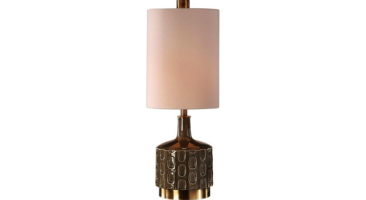 Illuminate Your Living Space With Our Dazzling Table Lamp!