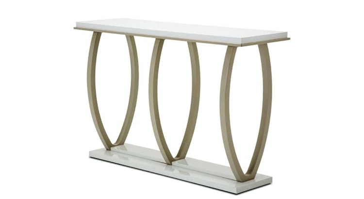 The Sky Tower White Console Table is a Must Have