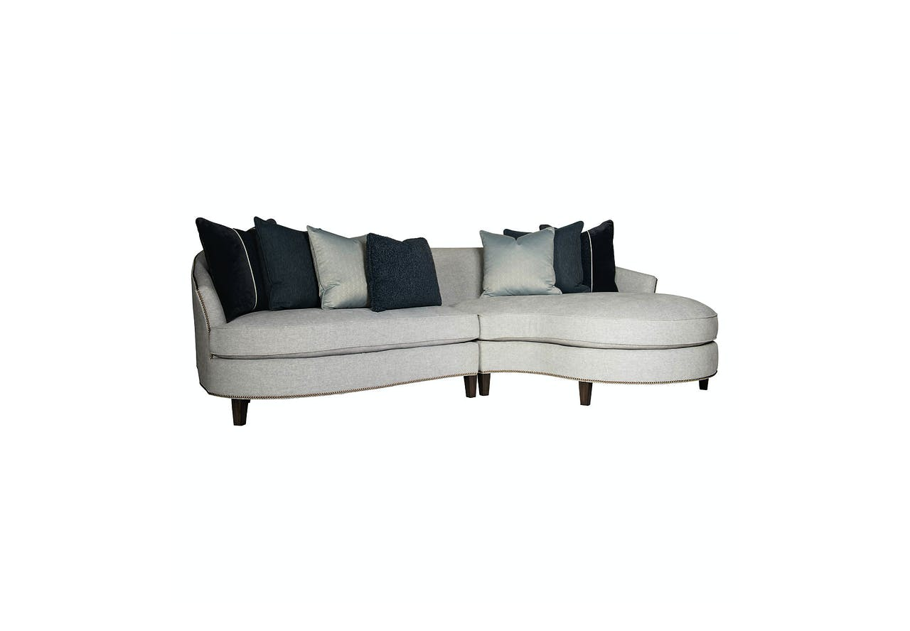 Brannen 2-Piece Sofa Chaise Sectional (RAF) | Star Furniture ...
