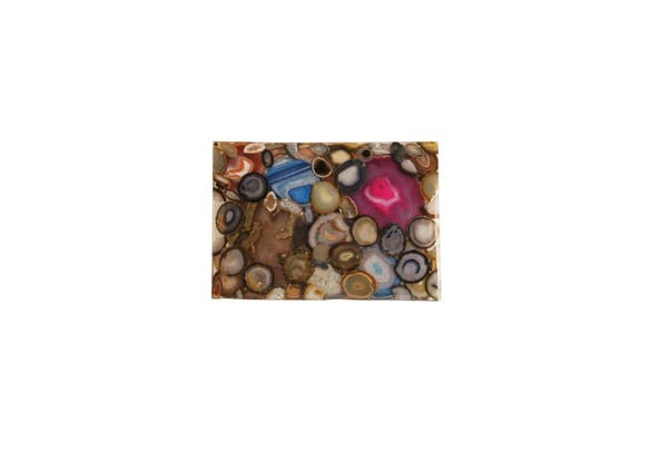 You Need This Gorgeous Agate Tray!