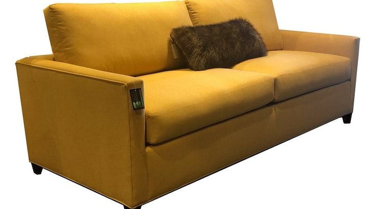 Enjoy The Comfort And Style OF The Daffney Sofa In Your Home Today!