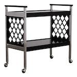 The Middle Eastern Design Bar Cart