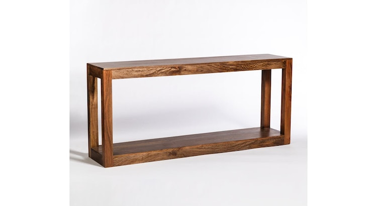 Take A Look At The Morgan Console Table!