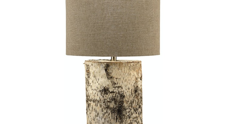 Fall In Love With The Natural Charm Of The Forester Table Lamp!