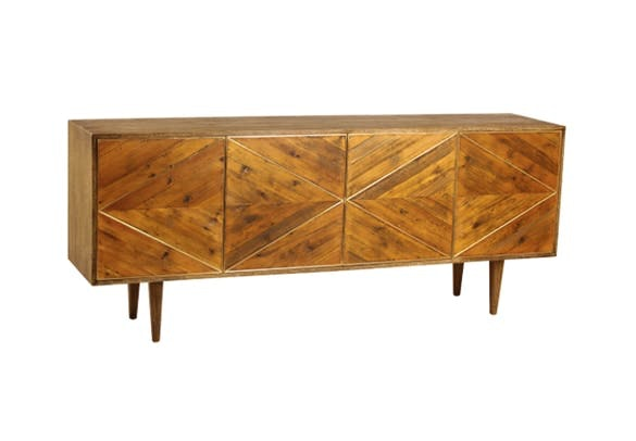 We Love the Mid Century Deco Side Board!