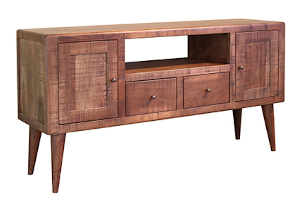 The Tv Stand With 2 Drawers Rustic Lodge Furniture Boutique In Donegal Pa
