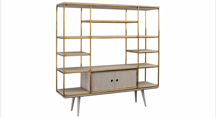 You Need The Carson Wall Unit!