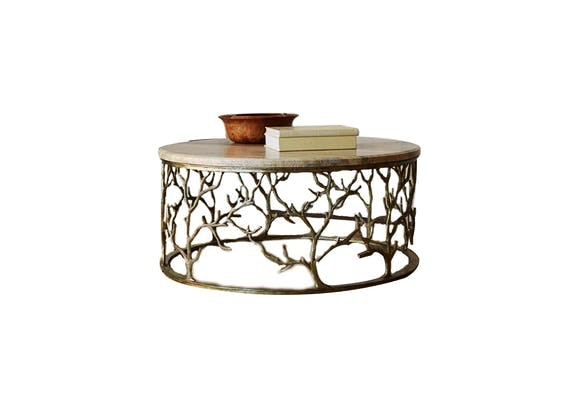 Get Ready For Fall With The Branch Coffee Table!