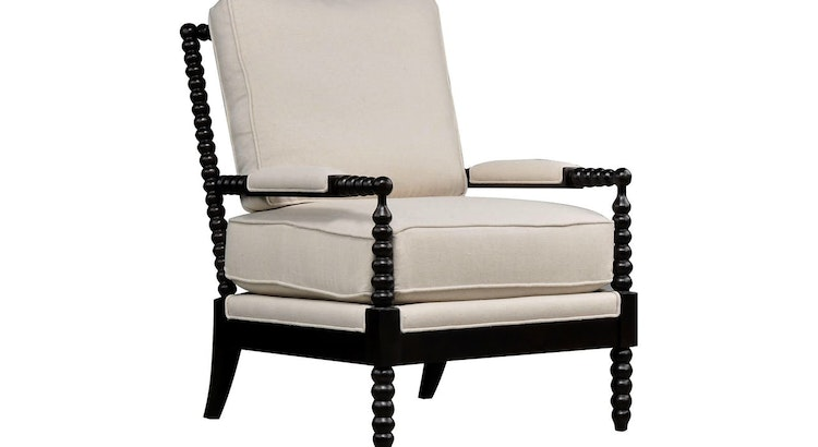 All Hail To The Kings Accent Chair!