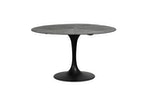 The Crestview Dining Table Black