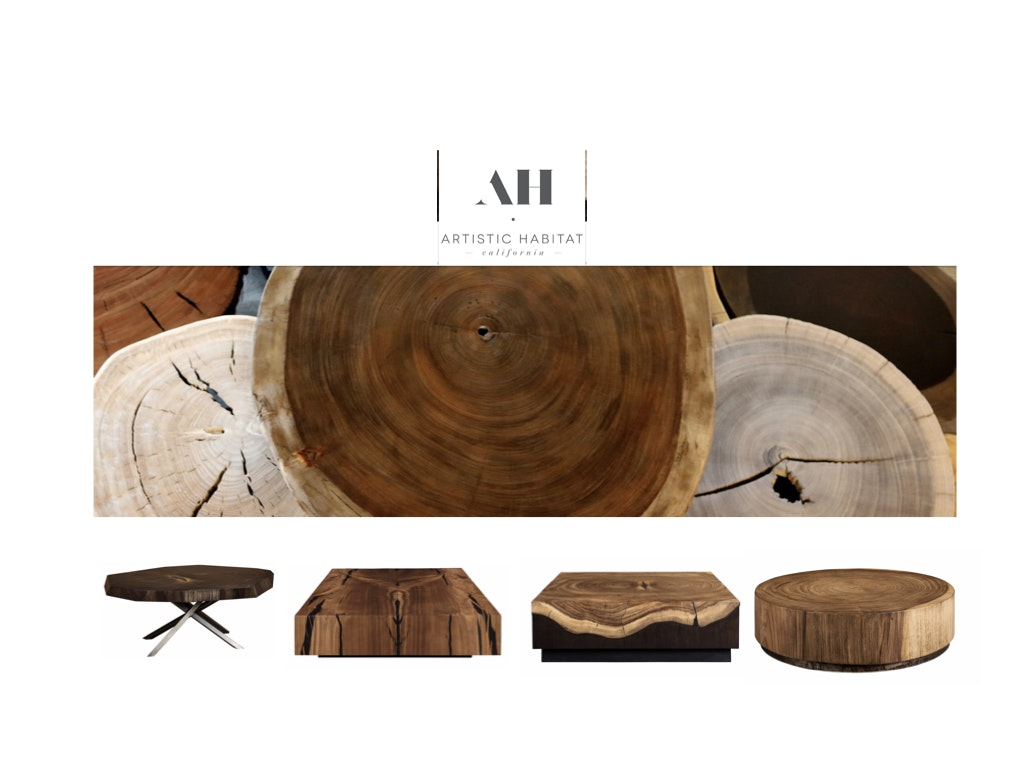 Sensationally Organic Furniture! Shipped To YOU!!