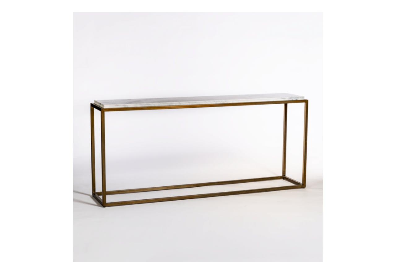 Beckett 72 Console Absolute Design Interiors Boutique Furniture In Omaha Ne