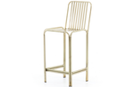 Careen Brass Counter Stool