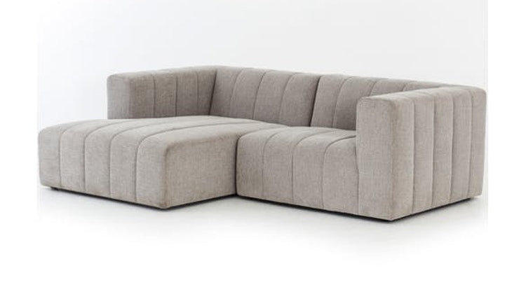 The Launo 2 Piece Sectional Is Drool Worthy!