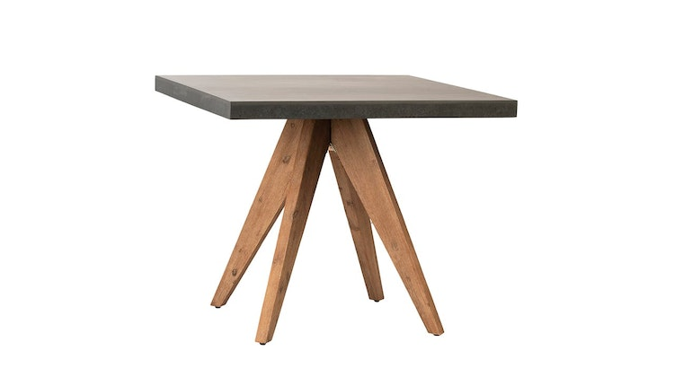 Check Out The Outdoor Modern Farmhouse Bistro Table!