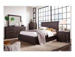 Heath Storage Bed Set (1 Eastern King, 1 Dresser, 1 Chest, 2 Nightstands)