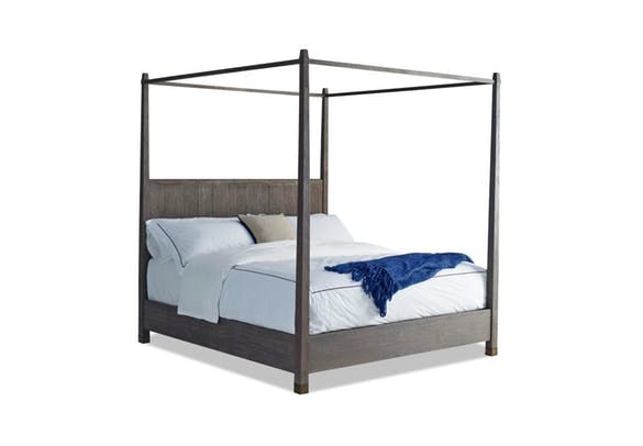 Our Teak Canopy Bed is On Sale! Get it Now!
