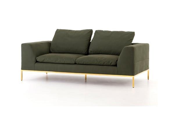 Get Green With Envy! Take a Peek at the Rita Sofa!